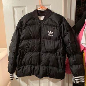 Reversible Adidas Puffer Jacket